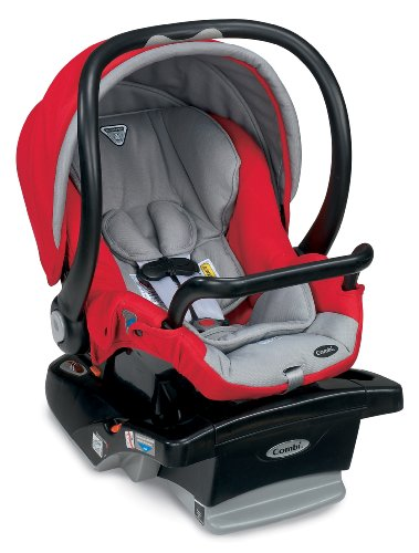 combi shuttle car seat red great website for quality baby products. Black Bedroom Furniture Sets. Home Design Ideas