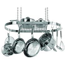 Range Kleen Oval Stainless Steel
