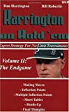 Harrington on Hold 'em Expert Strategy for No Limit Tournaments, Vol. II: The Endgame