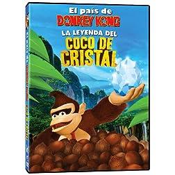 Pais De Donkey Kong: Leyenda Del Coco De Cristal