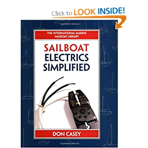 Sailboat Electrics Simplified Don Casey