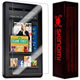 "Skinomi TechSkin - Amazon Kindle Fire HD 7"" 2013 (2nd Generation) Screen Protector Ultra Clear Shield + Lifetime Warranty"