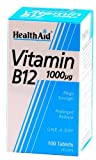 Vitamin B12 1000mcg 100 veg. Tabletten S/R (vegan) HA