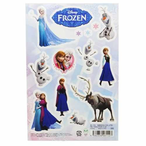 Queen seal sheet Disney movie Princess Character Goods and snow Ana ( stationery ), Shop