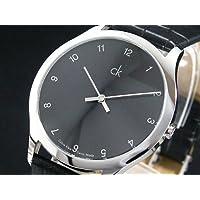 [カルバンクライン]Calvin Klein CK 腕時計 クラシックエクステンション メンズ K2621111 [並行輸入]