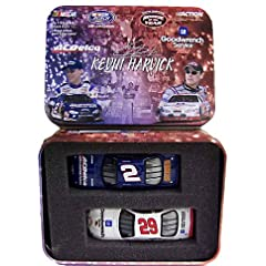 Kevin Harvick 2001 Busch Championship & Rookie of the Year Diecast Cars with... by DK HUSKY RACING