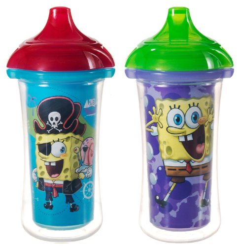 Munchkin Spongebob Squarepants Sippy Cup - 9Oz (Colors May Vary) front-705195
