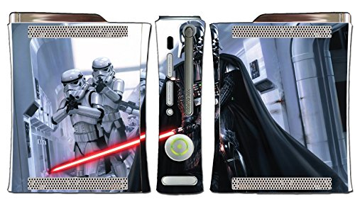 Star Wars Rebels Darth Vader Stormtroopers Lightsaber Video Game Vinyl Decal Skin Sticker Cover for Microsoft Xbox 360 Protector (Xbox 360 Warranty Sticker compare prices)