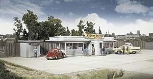 Spur H0 - Bausatz Miss Bettie`s Diner