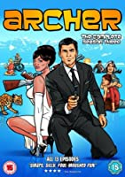 Archer - Series 3 - Complete