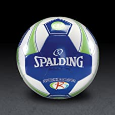 Rookie Gear Soccer Ball - Blue/Green - Size 3