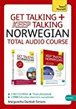 Margaretha Danbolt-Simons Get Talking and Keep Talking Norwegian Total Audio Course: (Audio Pack) the Essential Short Course for Speaking and Understanding with Confidence (Teach Yourself: Language)