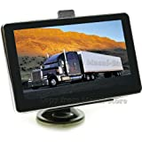 "USA Truck Map 7"" GPS TRUCK LORRY HGV COACH Bluetooth AV SpeedCam"
