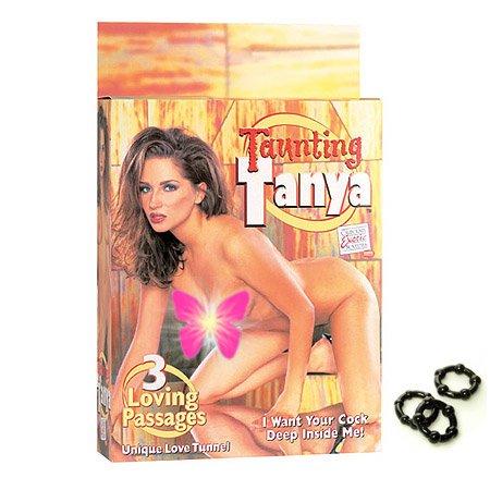 California Exotics / Swedish Erotica Taunting Tanya Love Doll Adult Sex Toy Kit