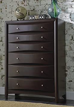 Phoenix 6 Drawer Chest by Coaster