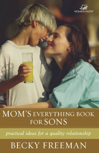 Mom s Everything Book for Sons310242959