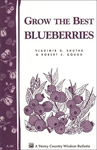 Grow the Best Blueberries: Storey's Country Wisdom Bulletin A-89 (Country Wisdom Bulletins, Vol. a-89)