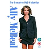 Ally McBeal - The Complete DVD Collectionby Calista Flockhart