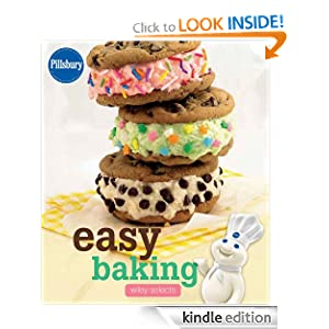 Kindle Book Bargains: Pillsbury Easy Baking: Wiley Selects, by Betty Crocker. Publisher: Betty Crocker (April 17, 2012)