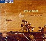 Joseph-Guy Ropartz: Quatuors Nos. 4, 5 & 6