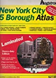 Hagstrom New York City 5 Borough Atlas: Laminated (Hagstrom New York City Five Borough Atlas (Laminated))