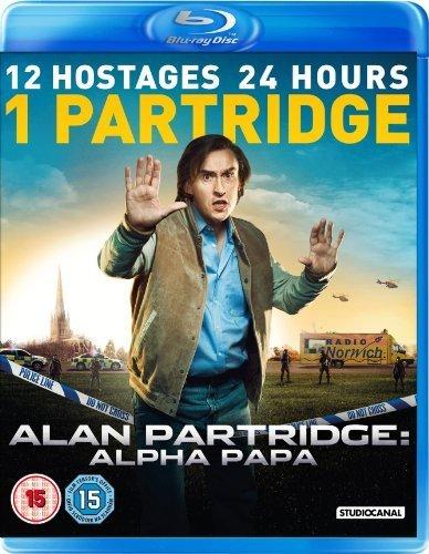 Alan Partridge: Alpha Papa [Blu-ray] by Imports