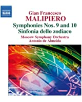 Gian Francesco Malipiero :  Symphonies, vol. 5
