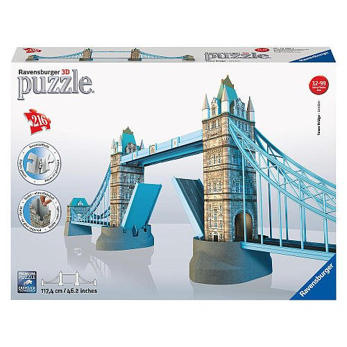 Tower Bridge London - 3D Building