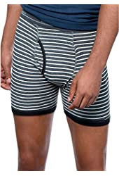 Hanes Men's Classic Microfiber Boxer Shorts 4-Pack
