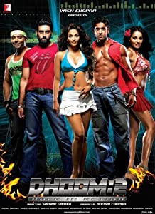 dhoom 2 – back in action