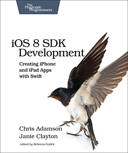 Ios 8 Sdk Development: Creating Iphone and Ipad Apps With Swift