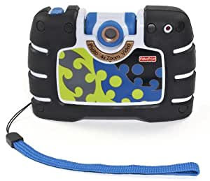 Fisher-Price Kid-Tough See Yourself Camera - Black (Frustration-Free Packaging)