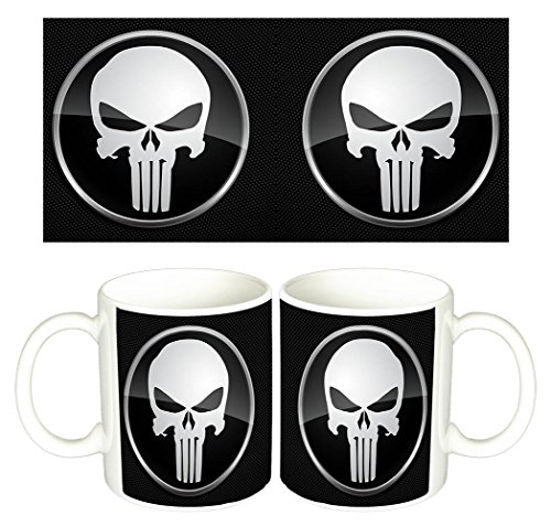 El Castigador Zona De Guerra The Punisher War Zone Tazza Mug
