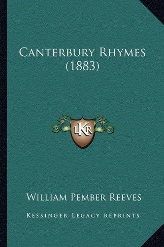 Canterbury Rhymes (1883)