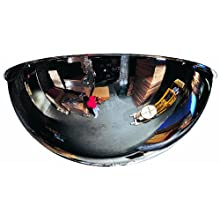See All  Plexiglas Panaromic Full Dome 360 Degree Security Mirror