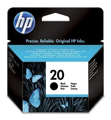 Hewlett-Packard C6614DE Druckpatrone schwarz Nr. 20, 28ml
