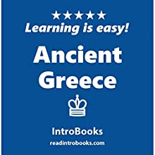 Ancient Greece Audiobook by  IntroBooks Narrated by Andrea Giordani