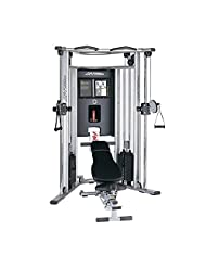 Life Fitness HOMELFG7 Cable motion Gym - G7 adjustable bench