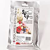Squires Kitchen Sugar Florist Paste SFP - Pale Yellow 200g