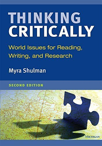 Thinking Critically, Second Edition: World Issues for Reading, Writing, and Research 2nd edition
