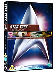 Star Trek IX: Insurrection [DVD]