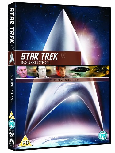 Star Trek 9: Insurrection (remastered) [DVD]