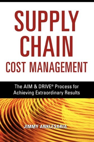 Supply Chain Cost Management: The AIM & DRIVE Process...