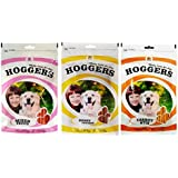 Hoggers Carrot & Chicken Honey Chicken Mixed Fruits With Chicken, 106 G, 3-Pack