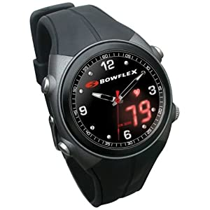 Bowflex Ana Digit Heart Rate Monitor Watch (Regular)