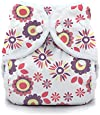 Thirsties Snap Duo Wrap, Alice Brights, Size One/6-18 Pound