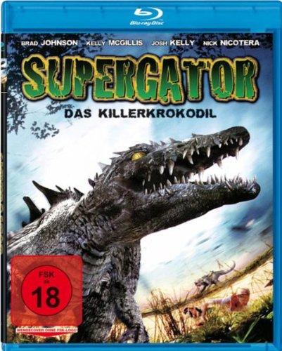 Supergator - Das Killerkrokodil [Blu-ray]