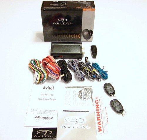 AVITAL 4113L Remote Start System