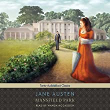 Mansfield Park Audiobook by Jane Austen Narrated by Wanda McCaddon