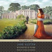 Mansfield Park Audiobook by Jane Austen Narrated by Wanda McCaddon